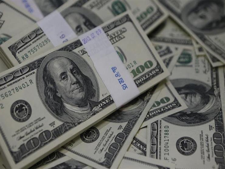 أسعار الدولار تتراجع قرشين أمام الدولار خلال تعاملات اليوم الثلاثاء