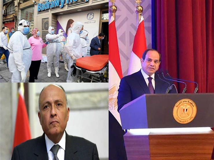 حدث ليلًا| مجلس الأمن يناقش أزمة سد النهضة.. وكواليس إنقاذ مستشفى من الحريق بالإسكندرية