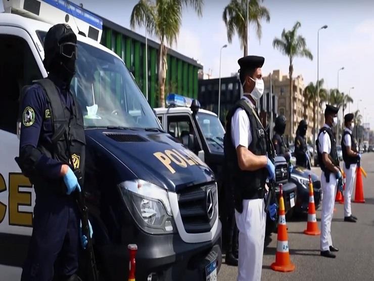 بالفيديو..الداخلية تتابع التزام المواطنين بارتداء الكمامة في   مصراوى