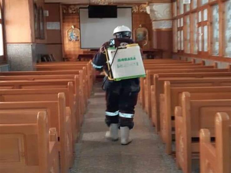 بإجراءات وضوابط محددة.. الكنائس الثلاث تستعد للفتح التدريجي غدًا