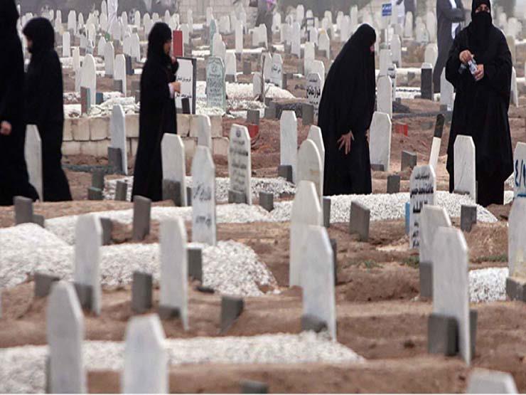 ما حكم الوعظ عند دفن الميت؟.. تعرف على رد البحوث الإسلامية