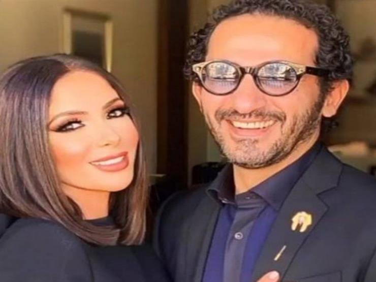 أحمد حلمي يروي قصة حبه وزواجه بمنى زكي