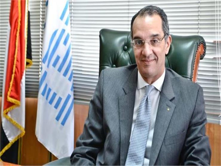 """وزير الاتصالات: مبادرة """"بناة مصر الرقمية"""" تستهدف ألف دارس سنويًا"""