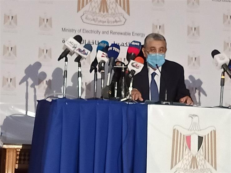 شاكر يستعرض إنجازات الكهرباء قبل الإعلان عن زيادة الأسعار ال   مصراوى