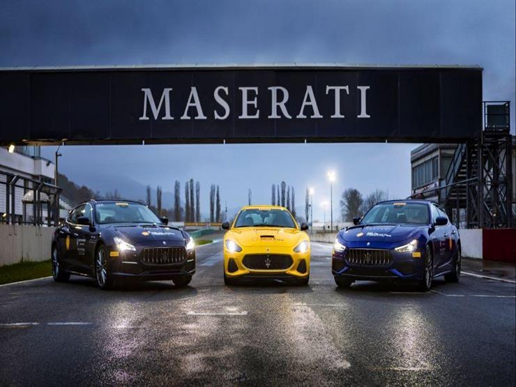 يوليو الجاري يشهد انطلاق الدورة 21 من برنامج Master Maserati