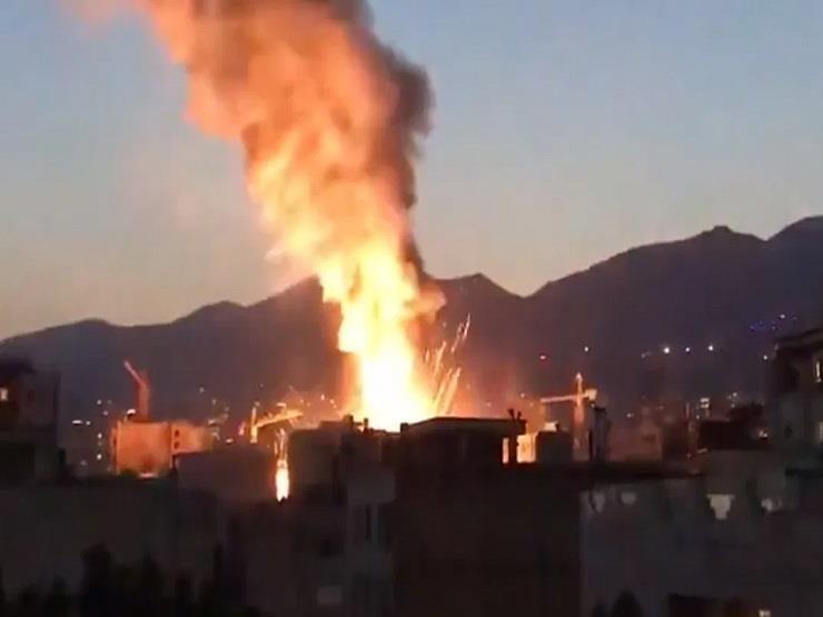 مقتل 18 شخصا على الأقل جراء انفجار في مستشفى خاص بإيران