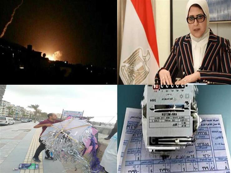 حدث ليلاً| مؤشرات كسر ذروة كورونا في مصر وتفاصيل انفجار ضخم في إيران