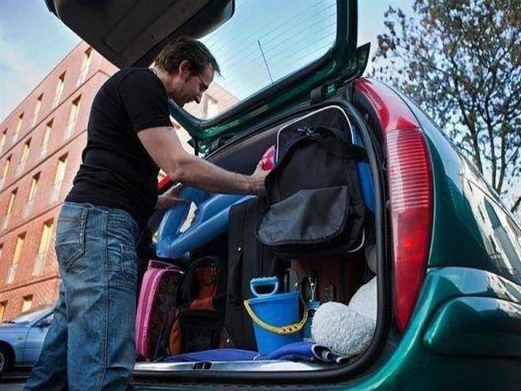 قبل رحلات الصيف .. تعرف على الطريقة الصحيحة والآمنة لتحميل السيارة