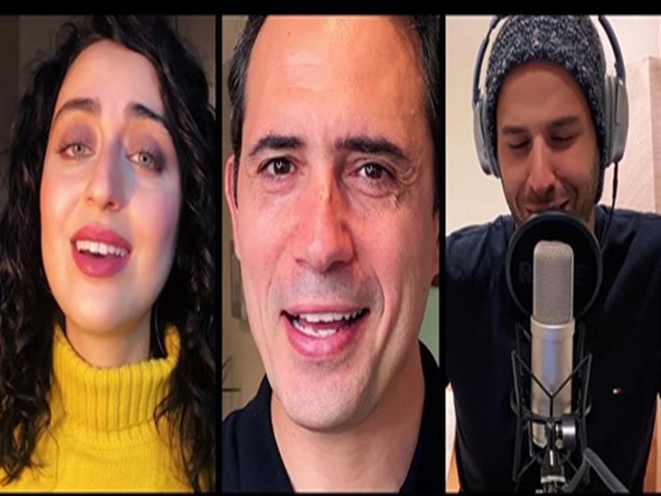 """بمشاركة هند صبري ودرة .. 53 فنانًا يشاركون في إعادة تقديم أغنية """"كلمتي حرة"""" لـ""""مثلوثي"""""""
