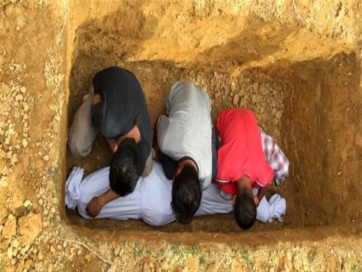 #بث_الأزهر_مصراوي.. ما هي الطريقة الشرعية لدفن الميت؟