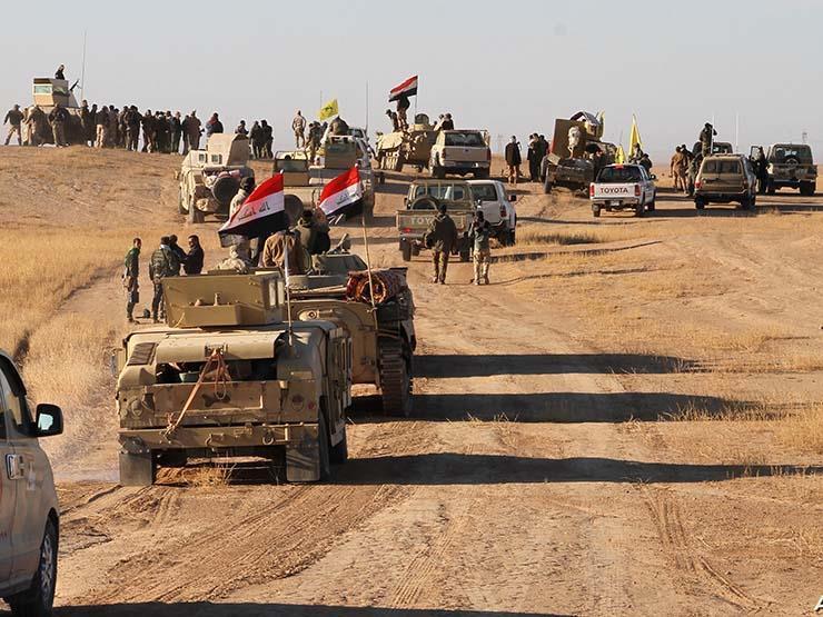 العراق: انطلاق عملية عسكرية واسعة شمال بغداد لملاحقة عناصر داعش