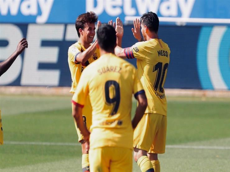 تقارير: ريكي بويج يستمر في برشلونة رغم فرمان كومان