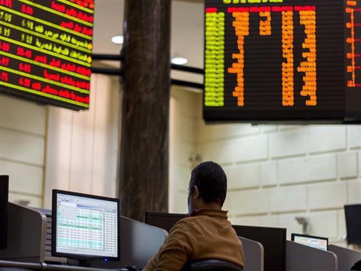 مبيعات أجنبية وعربية تهبط بالبورصة بنهاية تعاملات اليوم الاثنين