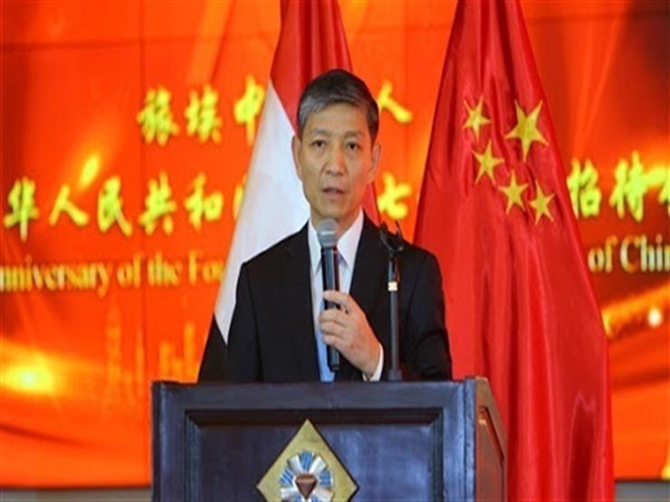 سفير الصين بالقاهرة يهنئ الشعب المصري بمناسبة عيد الأضحي المبارك