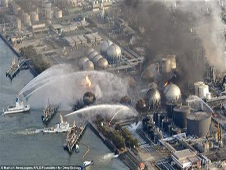إصابة 10 أشخاص على الأقل في انفجار بمقاطعة فوكوشيما اليابانية