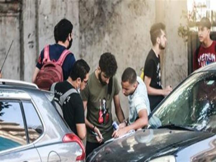 ضبط 4 أشخاص لقيامهم بتسريب أجوبة امتحان اللغة الإنجليزية للثانوية العامة