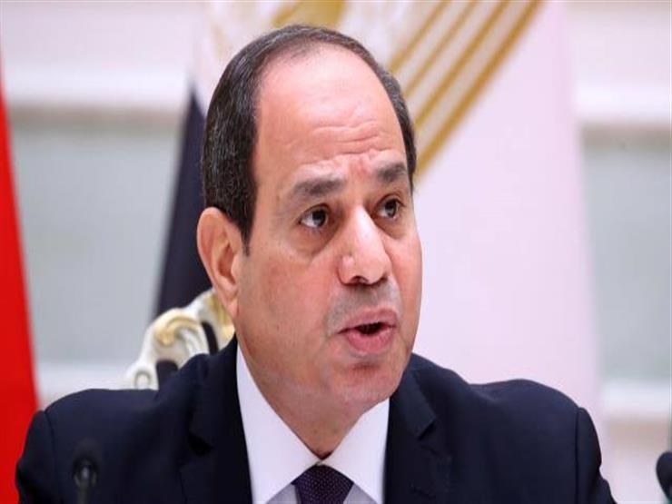 """السيسي عن """"عملية عسكرية"""" بسبب سد النهضة: """"اللي خايف مش بيهدد"""""""