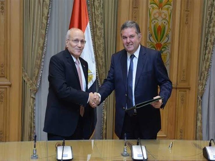 وزير قطاع الأعمال العام ينعي الفريق محمد العصار