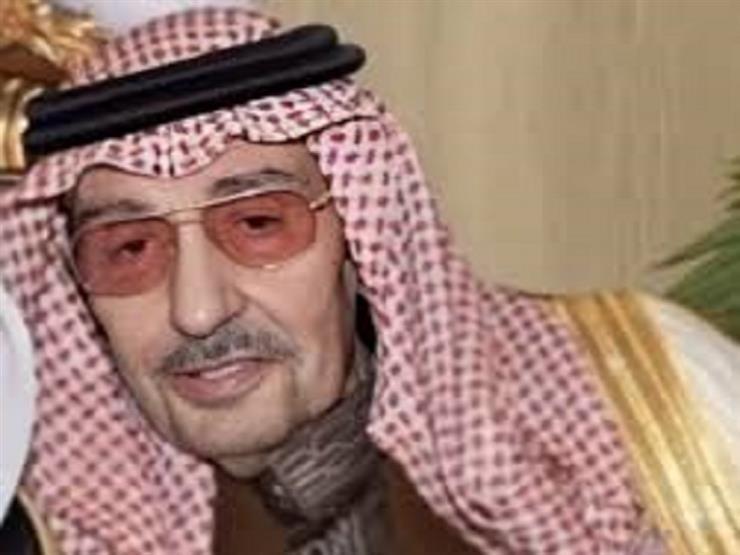 السعودية وفاة الأمير خالد بن سعود بن عبدالعزيز مصراوى