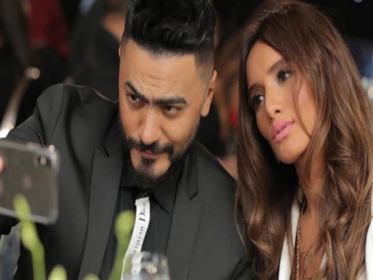 فيديو| زينة تهنئ تامر حسني بعيد الأضحى والأخير يرد