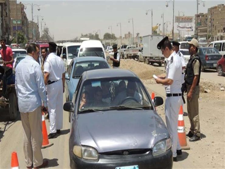 الداخلية: ضبط 23060 مخالفة مرورية خلال 24 ساعة
