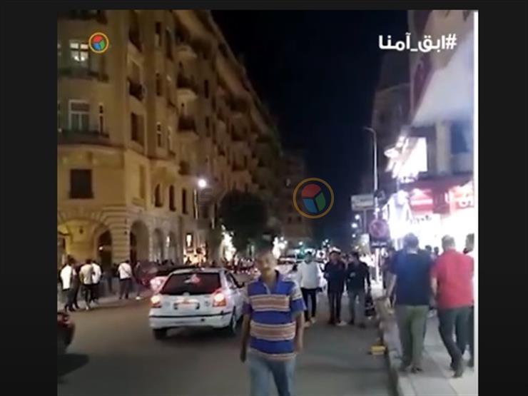 إقبال كثيف من المواطنين على وسط القاهرة في ثاني أيام العيد