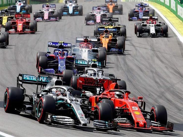 صورة لأول مرة.. سباق فورمولا-1 في السعودية لموسم 2021