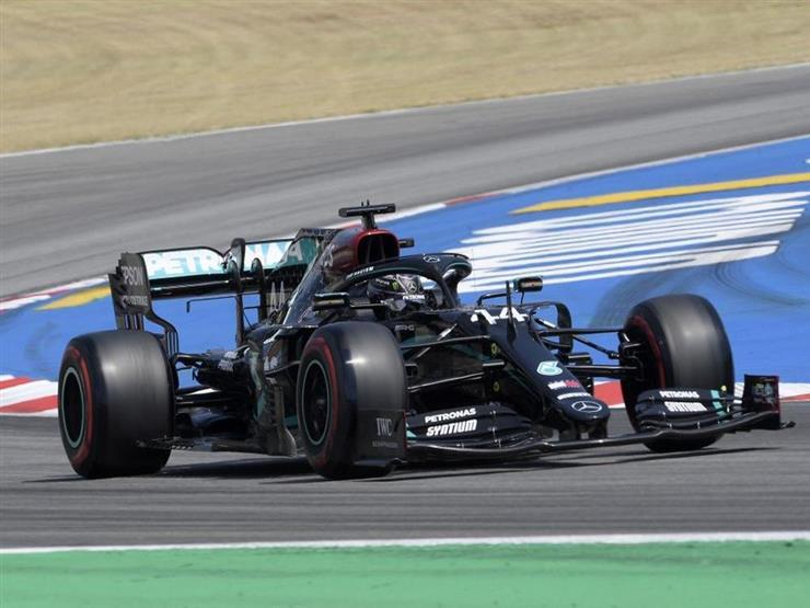 هاميلتون يحصد مركز الانطلاق الأول لسباق إسبانيا لفورمولا-1