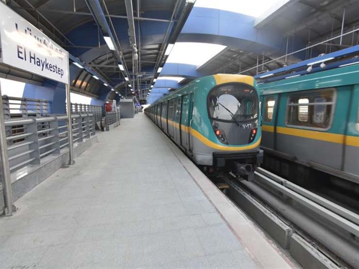 مُتحدث الهيئة: مترو الخط الثالث مصمم على أحدث طراز عالمي.. وملك كل المصريين