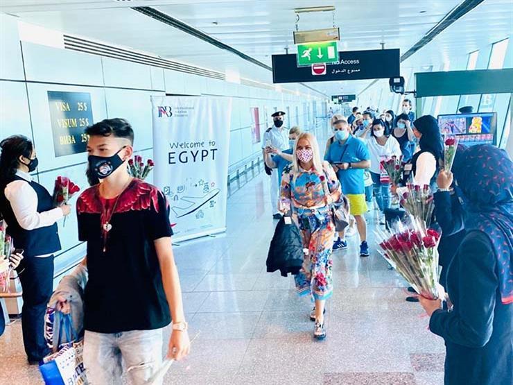 السياحة العالمية: 69% تراجعًا في حركة السياحة بمصر خلال أول 8 أشهر من 2020