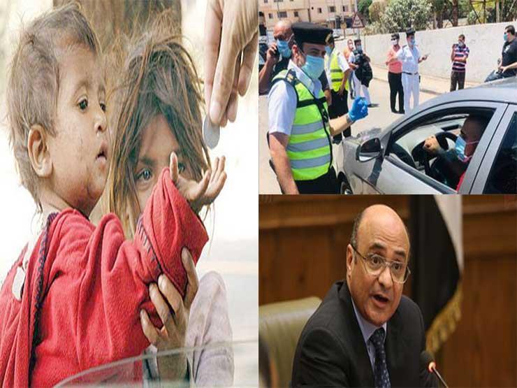 نشرة الحوادث المسائية.. حريق محدود في المعز وحقيقة النزاع على وحدة سكنية بالإسكندرية