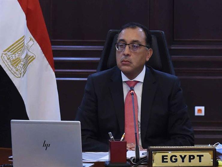 """""""مدبولي"""" يشهد اتفاقية تسوية بين الهيئة العامة للطرق والكباري والمصرية للاتصالات"""