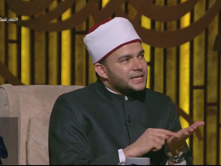 صورة بالفيديو.. هانى تمام: النبي نهى عن أخذ كرائم الأموال في الصد