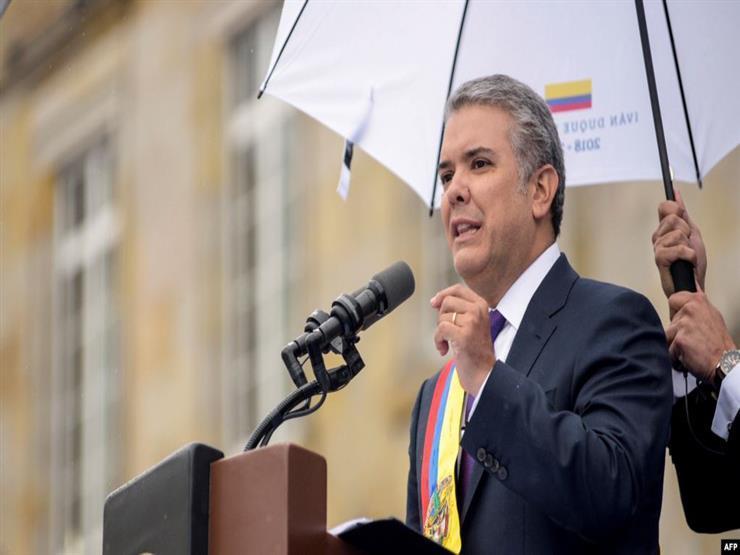 رئيس كولومبيا: فنزويلا تعتزم شراء صواريخ من إيران