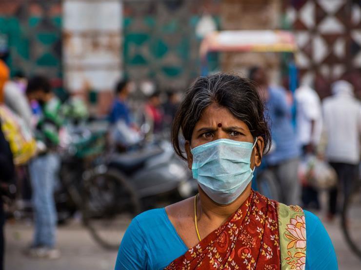 الهند تسجل 94 ألفا و372 حالة إصابة جديدة بفيروس كورونا