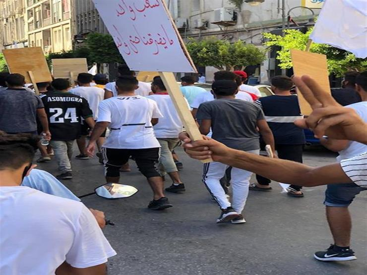 حقوق الإنسان الليبية: جرحى في مظاهرات طرابلس بعد إطلاق النار من قبل مسلحين