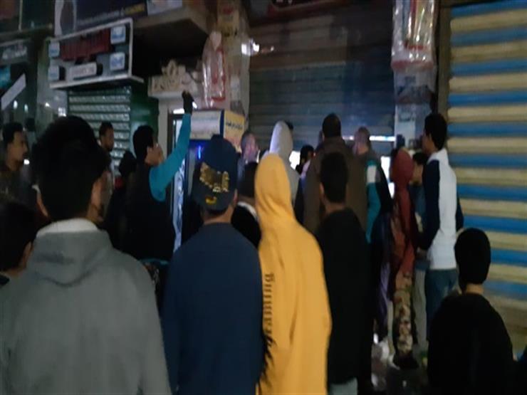 غلق 18 محل تجاري وإزالة 17حالة إشغال في بني سويف