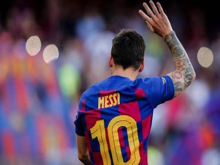 رسميًا.. ميسي يعلن استمراره في برشلونة