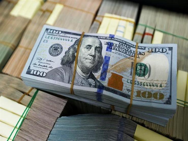 أسعار الدولار في 10 بنوك مع بداية تعاملات اليوم الأربعاء