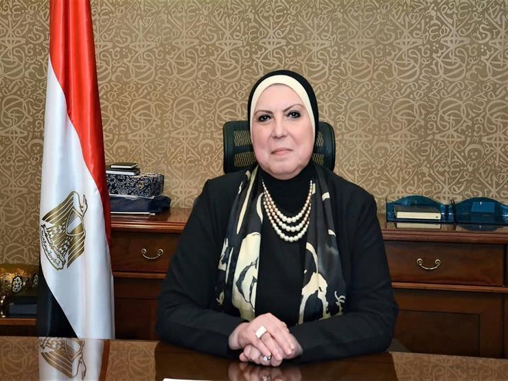 وزيرة التجارة والصناعة تنعى رحيل محمد فريد خميس