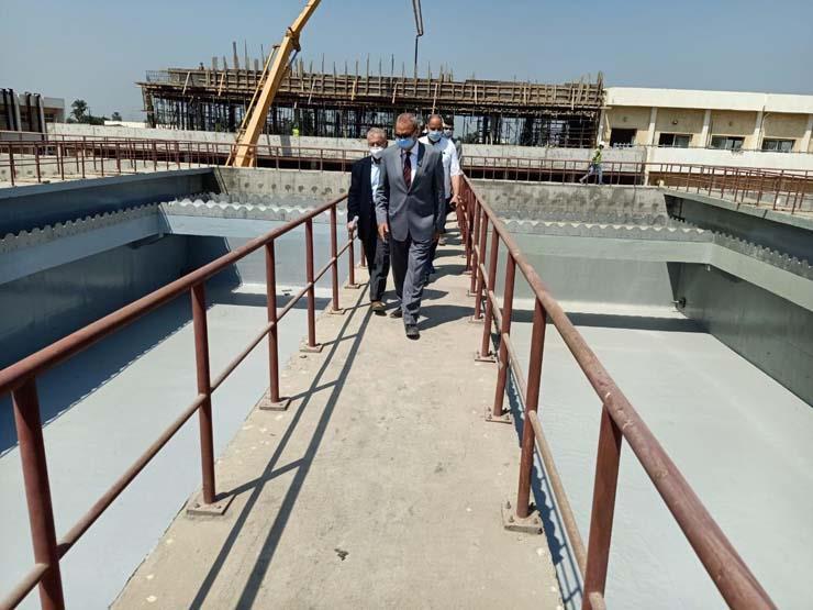 رئيس مياه القناة: جاهزون لاستقبال الشتاء ومحطات الصرف تعمل بكفاءة