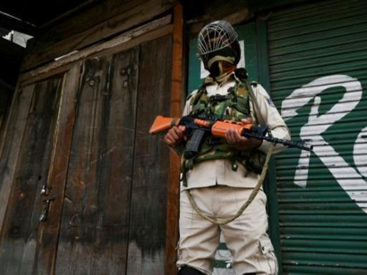 حظر تجول في كشمير عشية الذكرى السنوية الأولى لالغاء حكمها الذاتي