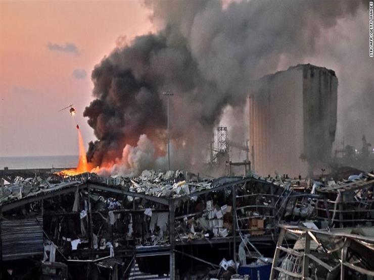 بعد كارثة مرفأ بيروت.. ما هي مادة نترات الأمونيوم المسببة للانفجار؟