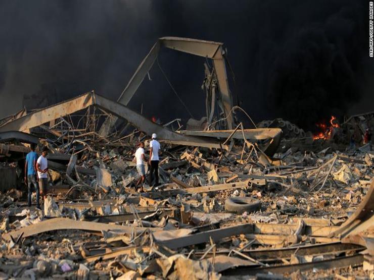 إندونيسيا تعلن إصابة أحد مواطنيها في انفجار بيروت