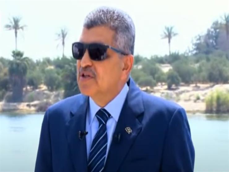 """لبحث المشروعات المشتركة.. رئيسا هيئة قناة السويس و""""المقاولون العرب"""" يتفقدان مشروع متحف القناة"""