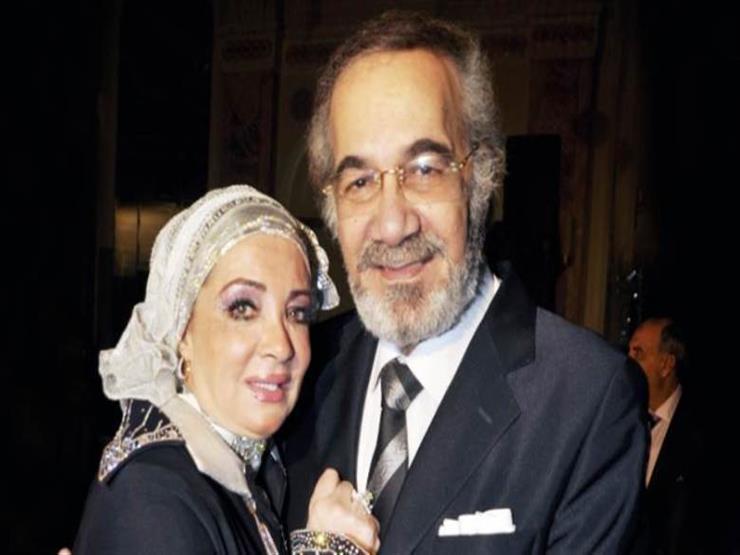 شهيرة سأتقدم ببلاغ ضد مروجي شائعات وفاة محمود ياسين مصراوى