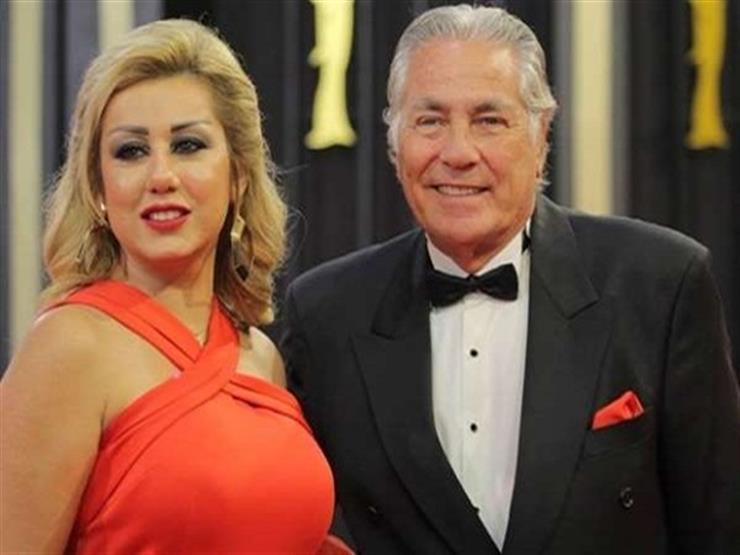 رغم الانفجار.. زوجة مصطفى فهمي تحتفل بعيد ميلاده