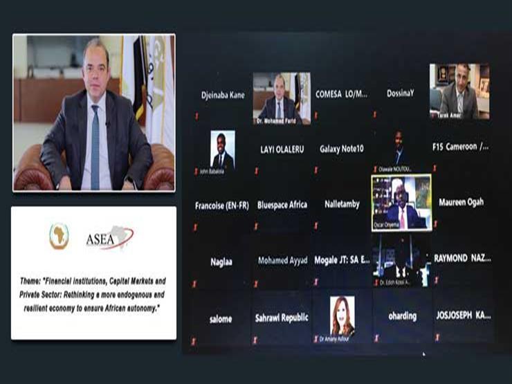 رئيس البورصة: الاستثمار في البشر والتكنولوجيا والصحة أهم دروس كورونا