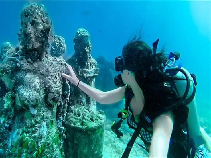 متحف تحت الماء في مالطا للتعرف على حطام السفن والطائرات