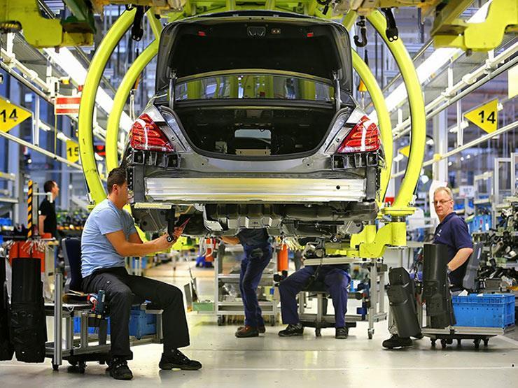 """صناع السيارات في أوروبا: خروج بريطانيا من الاتحاد بدون اتفاق """"كارثة"""""""